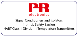 PR Electronics Logo